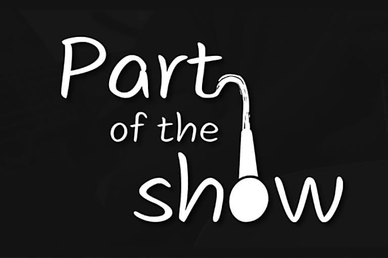 Part of the show - Logo